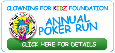 clowning for kids annual poker run click here for details
